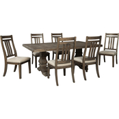 Signature Design by Ashley Wyndahl 7 pc. Dining Set with 6 Side Chairs