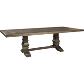 Signature Design by Ashley Wyndahl Rectangular Dining Room Extension Table