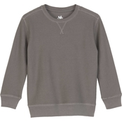 Buzz Cuts Boys Crew Neck Top