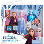 Disney Frozen 2 Secret Diary 9 pc. Set
