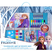 Disney Frozen 2 Ultimate Art Activity Set