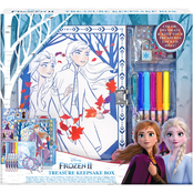 Disney Frozen 2 Treasure Keepsake Box