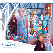 Disney Frozen 2 Smash Journal Kit