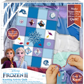 Disney Frozen 2 Knotting Activity Quilt