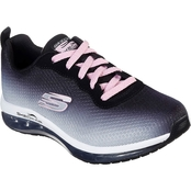 Skechers Girls Air Element Lace Up Sneaker