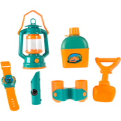 Hey! Play! Pretend Play Camping Set