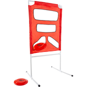 Hey! Play! Collapsible Flying Disc Toss Target Skill Game