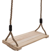 Hey! Play! Wooden Swing Playset