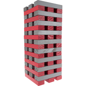 Hey! Play! Nontraditional Giant Wooden Stacking Game