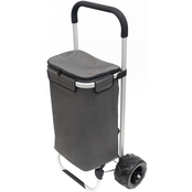 Creative Outdoor All Terrain Sport Trolley Zipper-based , Grey