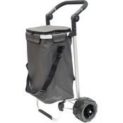 Creative Outdoor All Terrain Sport Trolley Zipper Based Adjustable Handle