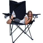 Creative Outdoor Folding Kingpin Chair