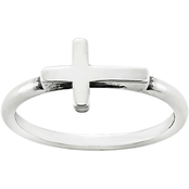 James Avery Horizon Cross Ring