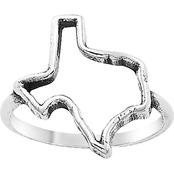 James Avery Texas Forged Ring