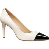 Michael Kors Dorothy Flex Toe Cap Pumps