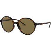 Ray-Ban Black Round Sunglasses 0RB430460