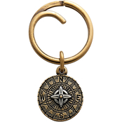 James Avery Point the Way Key Chain