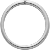 James Avery Round Key Ring