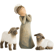 Willow Tree Little Shepherdess for Nativity