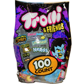 Trolli and Friends Halloween Candy 100 ct. Assorted