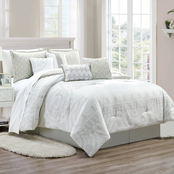 Elight Home Tita 8 pc. Comforter Set