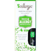 Oilogic Sneeze and Allergy Essential Roll On 9ml