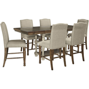 Signature Design by Ashley Lettner 7 pc. Counter Set