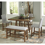 Benchcraft Glennox 6 pc. Counter Dining Set
