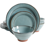 Gibson Elite Terranea Dinnerware 12 pc. Set