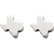 James Avery Tiny Texas Ear Posts