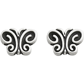 James Avery Garden Butterfly Post Earrings