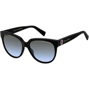 Marc Jacobs Round Plastic Sunglasses MARC378S