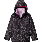 Columbia Girls Bugaboo Fleece Interchange Jacket