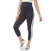 Planet Motherhood Yummy Side Stripe Leggings