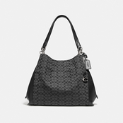 COACH Dalton 31 Signature Jacquard Shoulder Bag