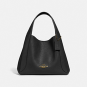 COACH Hadley 21 Pebble Leather Hobo