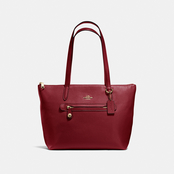 COACH Taylor Pebble Leather Tote