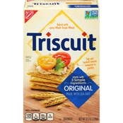 Nabisco Triscuit Original Crackers