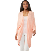 JW Long Open Cocoon Cardigan