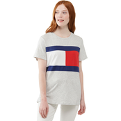 Tommy Hilfiger Flag Color Blocked Tee