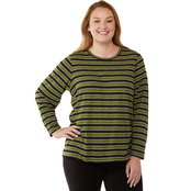 Micheal Kors Plus Size Oversized Tee