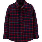 OshKosh B'gosh Little Boys Big Flannel Shirt