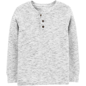 OshKosh B'gosh Little Boys Henley Shirt