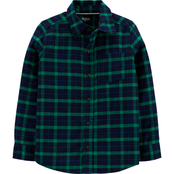 OshKosh B'gosh Little Boys Plaid Flannel Shirt