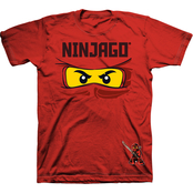 LEGO Little Boys Ninjago Tee