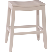 Hillsdale Fiddler Backless Barstool