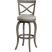 Hillsdale Ellendale Swivel Counter Stool