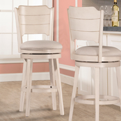 Hillsdale Clarion Swivel Counter Stool