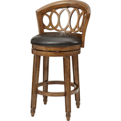 Hillsdale Adelyn Swivel Counter Stool