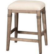 Hillsdale Arabella Backless Counter Stool